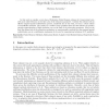 Mesh Redistribution Strategies and Finite Element Schemes for Hyperbolic Conservation Laws