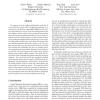 Meshless deformable models for LV motion analysis