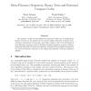 Meta-Fibonacci Sequences, Binary Trees and Extremal Compact Codes