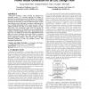 Methodology for multi-granularity embedded processor power model generation for an ESL design flow