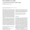 Metric embedding of view-graphs