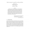 Metric entropy in competitive on-line prediction