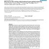 Microarray data mining using landmark gene-guided clustering