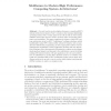 Middleware in Modern High Performance Computing System Architectures