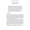 Minimal Conditions on Intrinsic Parameters for Euclidean Reconstruction