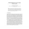 Minimal Spanning Set for Coverage Testing of Interactive Systems
