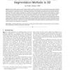 Minimal Surfaces Extend Shortest Path Segmentation Methods to 3D