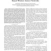 Minimizing Energy Consumption in IR-UWB Based Wireless Sensor Networks