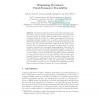 Minimizing Movement: Fixed-Parameter Tractability