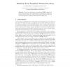 Minimum Level Nonplanar Patterns for Trees