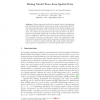 Mining Model Trees from Spatial Data