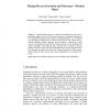 Mining Process Execution and Outcomes - Position Paper