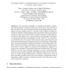 Mining Structural Databases: An Evolutionary Multi-Objetive Conceptual Clustering Methodology