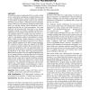 Mixture model based label association techniques for web accessibility