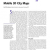 Mobile 3D City Maps