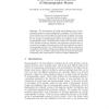 Model-Based Characterization of Mammographic Masses