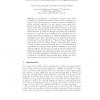 Model-Based Initialisation for Segmentation