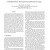 Model-Based Software Testing via Incremental Treatment Learning