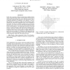 Model-based sparsity projection pursuit for lattice vector quantization
