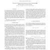 Model-based speech enhancement using SNR dependent MMSE estimation