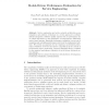 Model-Driven Performance Evaluation for Service Engineering