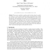 Model Selection for a Class of Spatio-temporal Models for Areal Data