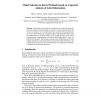 Model Selection in Kernel Methods Based on a Spectral Analysis of Label Information
