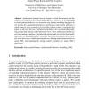 Modeling Architectural Patterns' Behavior Using Architectural Primitives