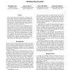 Modeling Blog Dynamics