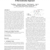 Modeling data flow in socio-information networks: a risk estimation approach