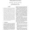 Modeling Multidimensional Databases