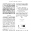 Modeling of the counter-examples and association rules interestingness measures behavior