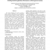 Modeling Parallel Applications Performance on Heterogeneous Systems