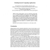 Modeling Search Computing Applications