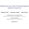 Modeling the Car Crash Crisis Management System Using HiLA