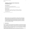 Modelling and Checking Timed Authentication of Security Protocols