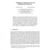 Modelling and Optimisation Issues for Multidimensional Databases
