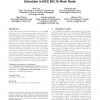 Modelling and performance analysis of the distributed scheduler in IEEE 802.16 mesh mode
