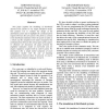 Modelling of distributed system in one single simulation model: a way to study communications within distributed systems