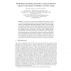 Modelling switching dynamics using prediction experts operating on distinct wavelet scales