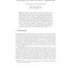Modelling Uncertainty in Agent Programming