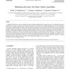 Moderate diversity for better cluster ensembles