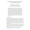 ModHel'X: A Component-Oriented Approach to Multi-Formalism Modeling