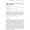 Modular Representation of Agent Interaction Rules through Argumentation