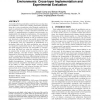 Modulation Rate Adaptation in Urban and Vehicular Environments: Cross-Layer Implementation and Experimental Evaluation