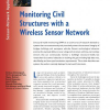 Monitoring Civil Structures with a Wireless Sensor Network