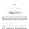 Monitoring qualitative spatiotemporal change for geosensor networks