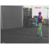 Monocular Tracking 3D People By Gaussian Process Spatio-Temporal Variable Model