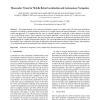 Monocular Vision for Mobile Robot Localization and Autonomous Navigation