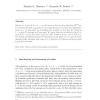 Monotonicity of zeros of Jacobi polynomials